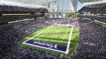 new stadium Vikings