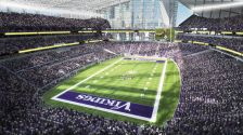 new stadium Vikings