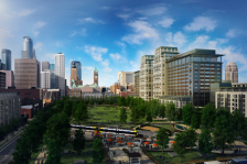 Downtown East rendering