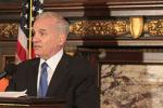 Gov. Mark Dayton (green) from gov site
