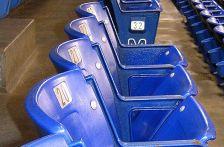 Metrodome-Seats