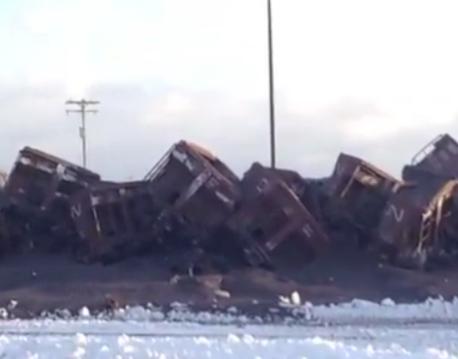 Two Harbors derailment