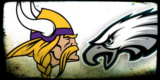 Image result for Minnesota Vikings vs. Philadelphia Eagles
