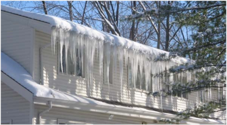 ice-dams-on-a-roof