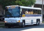 Metro Transit bus (green)