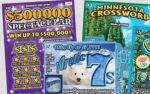 Minnesota Lottery scratch off games