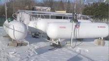 propane tank 1-25-14 (kstp)