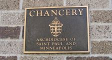Archdiocese of saint paul minneapolis chancery sign