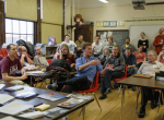 Minnesota-Precinct-Caucuses-DFL-GOP-Statewide-February-Grassroots-Politics-Supporters-Discussion-2014