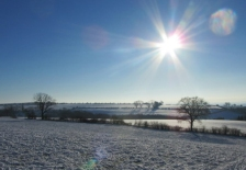 Snow sun generic 1