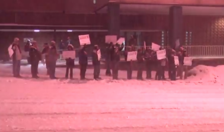 st. paul teachers protest