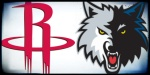 Wolves Rockets