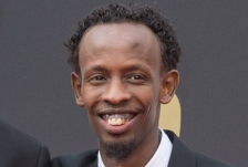 Barkhad Abdi (photo -- Aaron Poole / ©A.M.P.A.S.)