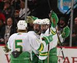 edina hockey team-green