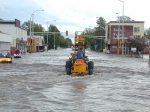 Flood in Roseau