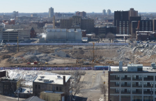 metrodome vanished