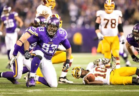 Kevin Williams (Vikings.com)