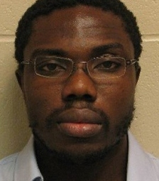 Kokouvi Mawuena Afidegnon booking photo