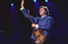 mccartney coming to target field