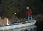 ojibwe spear fishing