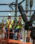 Xcel Energy workers
