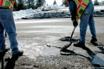 potholes duluth workers