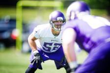 Chad Greenway (Vikings.com)