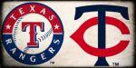 Rangers-Twins