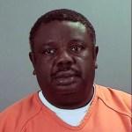 Sheriff Olaleran Mohammed mugshot via fox9