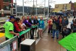 green line opening day