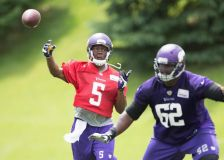 Bridgewater (Vikings.com) 2