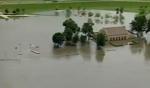 Flooded Harriet Island