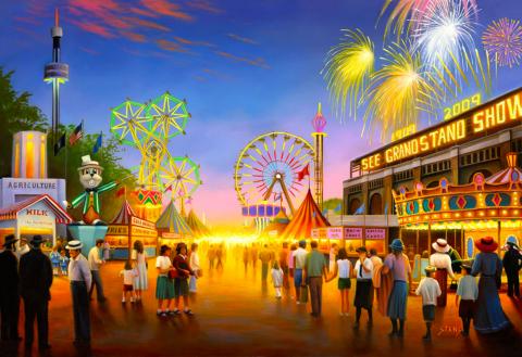 leo stans - state fair 2009