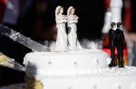 same sex wedding cake