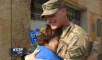 soldier-surprises-mom-heart-walk