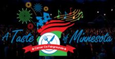 A Taste of Minnesota Carver County logo