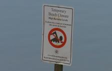 beach-closed (fox 9 photo)