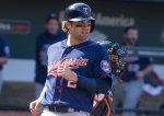 Brian Dozier (Wiki media) credit Keith Allison SAFE 2014-07-22 at 8.12.13 PM
