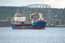 Cargo ship Peter Roenna