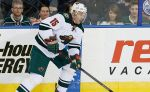 Dany Heatley (USA Today Sports-Perry Nelson)