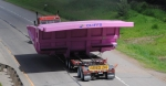 HIbbing Taconite Co Pink Truck Box