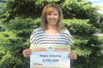 hope adams lottery winner detroit lakes green