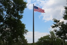 acuity insurance flagpole record 400 feet mortenson green
