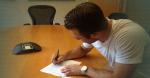 Jason Zucker (MN WILD TWEET) Linked 2014-07-15 at 7.24.13 PM