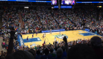 Minnesota Lynx-Phoenix at Target Center (Twitter) Linked 2014-07-31 at 9.30.19 PM