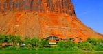 Red Cliffs Lodge in Moab, Utah (photo -- RedCliffsLodge.com)