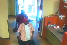 roseville pawn america robbery surveillance footage ss green