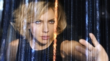 Scarlett Johansson in 'Lucy' (photo -- Universal Pictures)