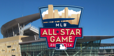 Target Field All-Star logo