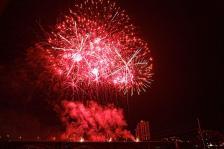 aquatennial target fireworks